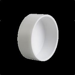 : фото Заглушка для трубы ПВХ Ø 50,8 мм