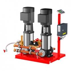 : фото Автоматические установки поддержания давления Flamcomat, блок управления насосом (2 насоса, 10 бар)