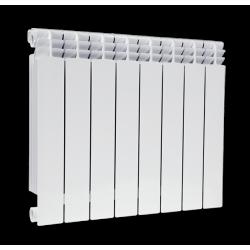 : фото Радиатор биметаллический FONDITAL ALUSTAL 500/100, 4 секции