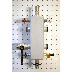 : фото Гидрострелка Gidruss GR-150-40, 09Г2С, монтажный комплект K.GR-150