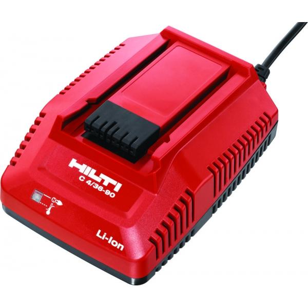 Зарядное устройство C 4/36-90 220V (кор.) HILTI фото 1