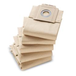 : фото Бумажные фильтр-мешки 10 шт. для T 7/1 и T 10/1 Karcher