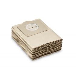 : фото Бумажные фильтр-мешки 5 шт. для серий WD 3, SE Karcher