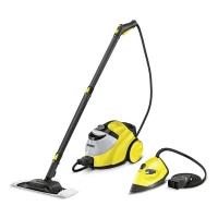 Пароочиститель KARCHER SC 5 EasyFix (yellow) Iron Kit *EU