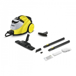 : фото Пароочиститель KARCHER SC 5 EasyFix (yellow) Iron Plug*EU