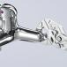 Клещи переставные-гаечный ключ, хромированные 250 mm (с защитой от падения) фото 3