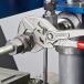 Клещи переставные-гаечный ключ, хромированные 250 mm (с защитой от падения) фото 5