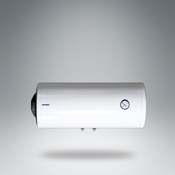 Накопительный электрический водонагреватель горизонтальный ОPTIMA MB 80 HL Metalac фото 1