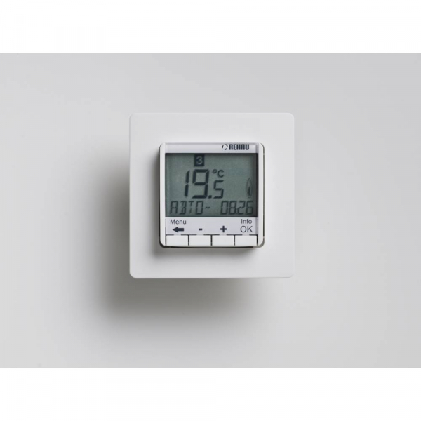 Терморегулятор REHAU OPTIMA 10 A для Sololec2 фото 1