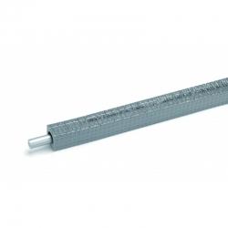 : фото Универсальная труба Rehau RAUTITAN stabil 16,2х2,6, прямоуг. изол. 26 мм, бухта 25 м