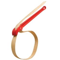 """: фото Алюминиевый ремешковый ключ №2, 5 1/2"""" Ridgid"""
