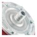 Расширительный бак для отопления (STOUT) Varem, 100 л, с дифрагмой, на опорах фото 3
