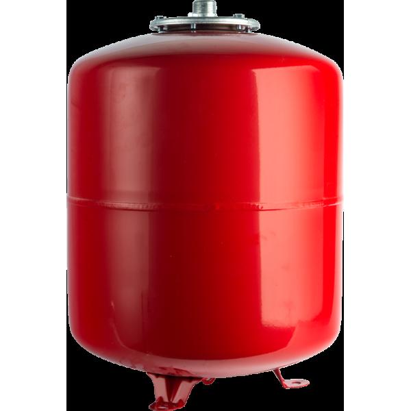 Расширительный бак для отопления (STOUT) Varem, 150 л, красный фото 1