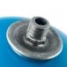 Гидроаккумулятор для водоснабжения (STOUT) Varem, 20 л, вертикальный, синий, сменная мембрана фото 3