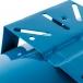 Гидроаккумулятор для водоснабжения (STOUT) Varem, 20 л, горизонтальный, синий, сменная мембрана фото 3
