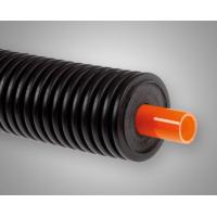 Одинарный трубопровод на отопление/ГВС, PE-Xa SDR11 PN6, 225/90X8.2мм