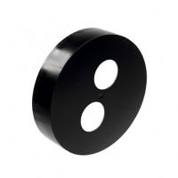 Пылевой колпачок для торца трубы 140/2x32мм