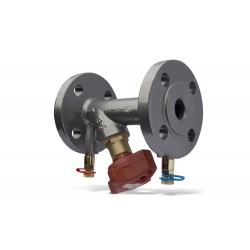 : фото Балансировочный клапан STAF, DN65, фланец, PN16, серый чугун