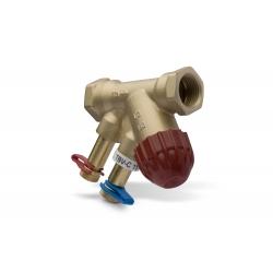 """: фото Балансировочный и регулирующий клапан TBV-C LF, малый расход, ВР G 1/2"""", DN15, PN16"""