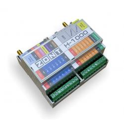 : фото Комплект для автоматизации системы отопления частного дома ZONT H-1000.01