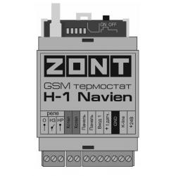 : фото ZONT H-1 GSM-термостат для газовых котлов Navien