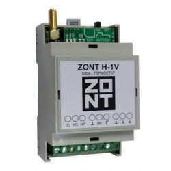 : фото ZONT H-1V GSM термостат для электрических и газовых котлов ZONT H1V