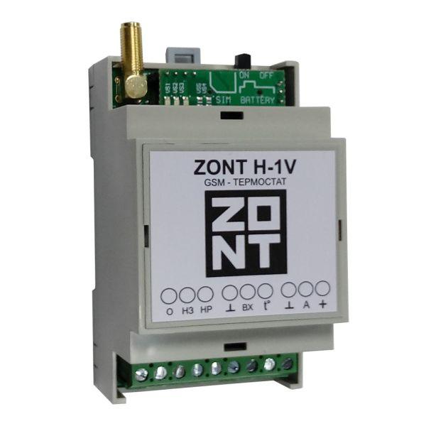 Блок дистанционного управления котлом GSM-Climate ZONT-H1V фото 1