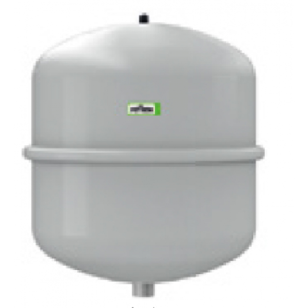 Мембранный бак REFLEX N 8 (серый) фото 1