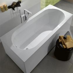 : фото Квариловая ванна Villeroy&Boch Oberon 180x80 UBQ180OBE2V-01