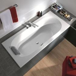 : фото Квариловая ванна Villeroy&Boch Oberon Duo 190x90 UBQ199OBE2V-01