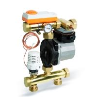 Регулирующий модуль Watts FRG 3015F коллекторный