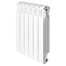 : фото Радиатор алюминиевый Global Iseo 500 (4 секции)