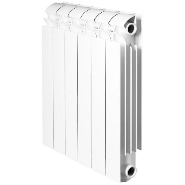 Радиатор алюминиевый GLOBAL Vox R-350 (8 секций) фото 1