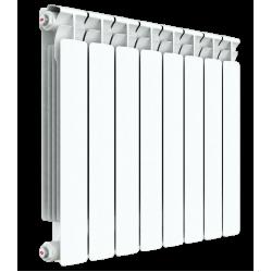 : фото Радиатор биметаллический Rifar ALP 500 10 секций
