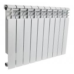 : фото Радиатор алюминиевый Rommer 10 секций PROFI AL350-80-80-10