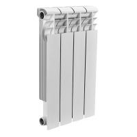 Радиатор биметаллический Rommer 4 секции OPTIMA Bm 500-4