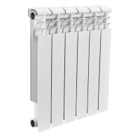 Радиатор биметаллический Rommer 6 секций PROFI Bm 500-80-150-6