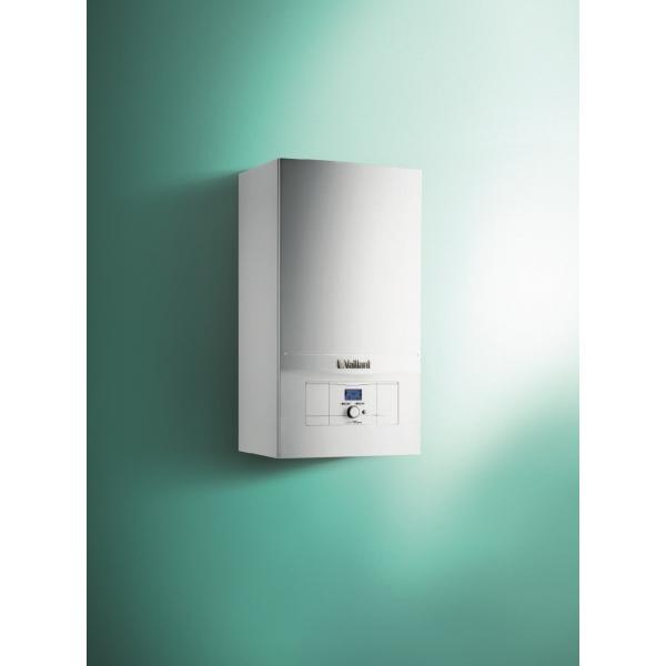 Настенный газовый котёл VAILLANT turboTEC pro VUW 242/5-3 (H-RU/VE), 24 кВт, двухконтурный фото 1