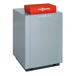 : фото Газовый напольный котел Viessmann Vitogas 100-F 29 кВт с Vitotronic 100 KC4B