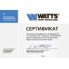 Коллектор для теплых полов WATTS 1'' x 6 выходов HKV-6  фото 3
