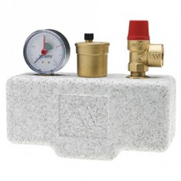 Группа безопасности котла в теплоизоляции WATTS KSG 30/25M-ISO2 (до 200 кВт) фото 1