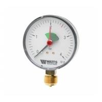 "Манометр радиальный Watts F R201(MHR) 63/4x1/4"""